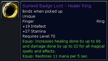 New badge items in 2 4 - Warcraft News, Tips&Tricks, tutorials